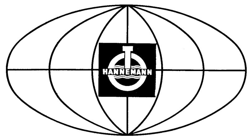 Hannemann control valve